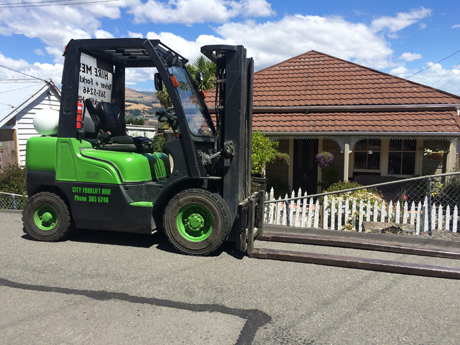 City Forklift Hire